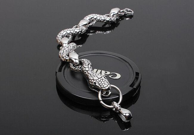 Groothandel titanium staal slang armband heren armbanden sieraden 10pcs/lot gratis verzending in Us $ 26.60/lot12 stuks/lotUs $ 26.60/lot12 stuks/lotUs $ 24.00/lot12 stuks/lotUs $ 1 van Chain & Link Armbanden op AliExpress.com | Alibaba Groep