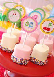Resultado de imagen para decoracion con piruletas dulces