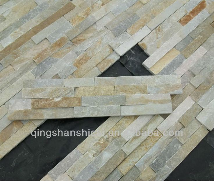 yellow slate z brick stacked stone tiles interior decorative brick walls interior stone walls