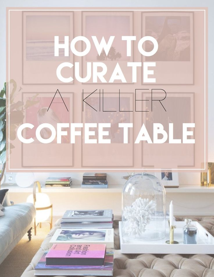 181 best chic coffee table style images on Pinterest | Living room ...