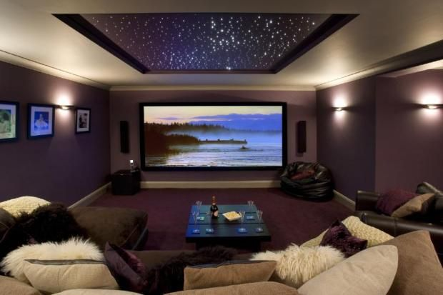 Not much I want more in my dream house than a room like this.
