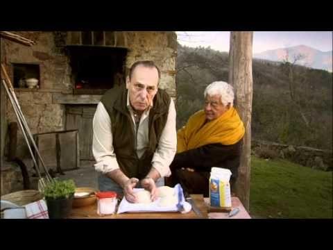 ▶ TWO GREEDY ITALIANS ALPS TORTA SALATA DELLE ALPI ALPINE PIZZA1 - YouTube