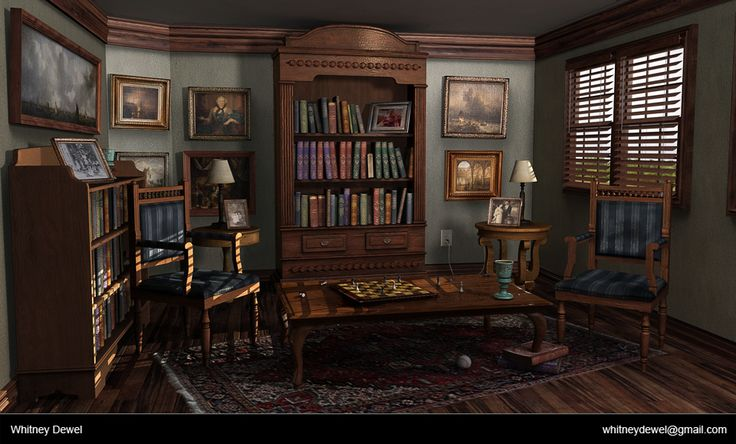 Whitney Dewel Game Environment And Prop Artist Indiana