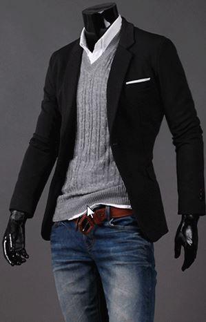ropa casual de hombre                                                                                                                                                                                 Más