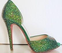Love in green.