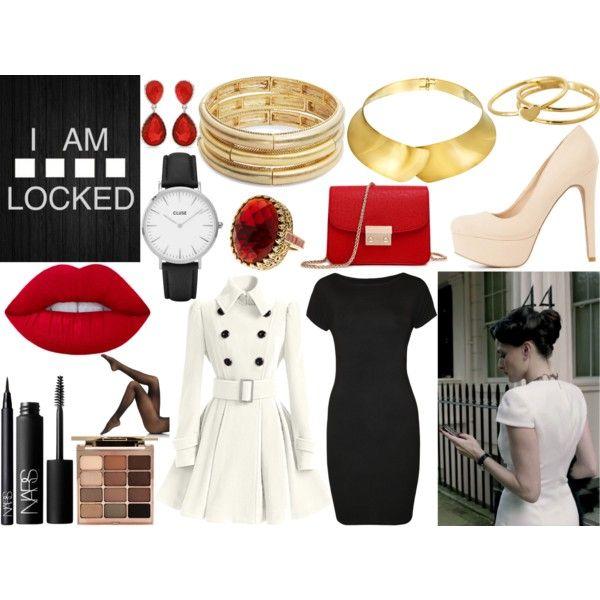 Like my look? Tag someone who would wear it. | Sherlock