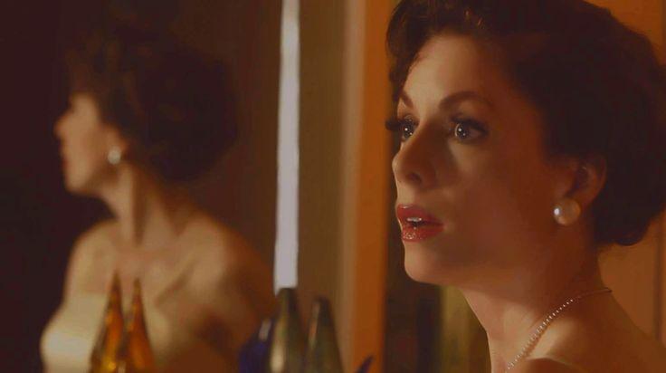 MONTY (2016) HMU - Actress Lynda Kay Parker as Elizabeth Taylor