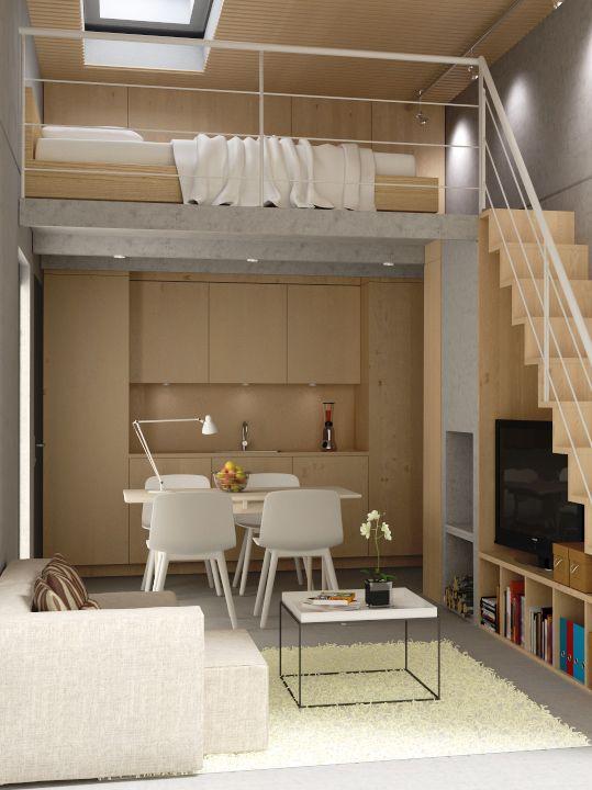 Attefallshus Griab, 2 | Inspiration småhus / Small houses ...