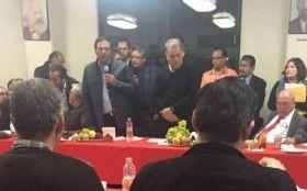 Osorio Chong, detrás de candidatura de Benjamín Robles con el PT