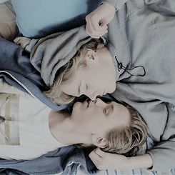 Isak x Even from Skam series