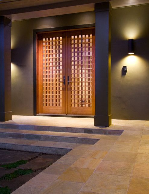 21 Amazing Asian Entry Design Ideas Contemporary Front