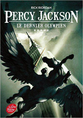 Amazon.fr - dernier Olympien - Rick Riordan -