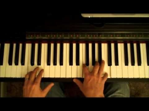Learn to play Imagine by John Lennon on the piano - EASY!