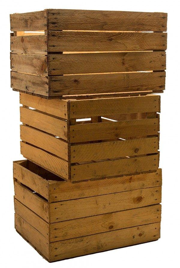 Ou Trouver Des Caisses En Bois Et Des Cagettes Caisses De Fruits Caisse Bois Cagette