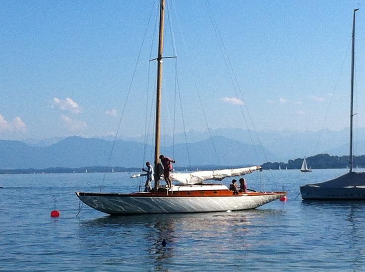 Boot Starnberger See