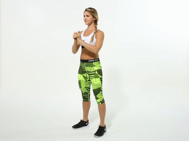 Pour dégommer la peau d'orange, il existe des exercices de fitness. C'est en tout cas la promesse de la coach new-yorkaise Amanda Kajen qui a livré à Byrdie.com ses 5 exercices clé. Chaussez vos baskets et au boulot !