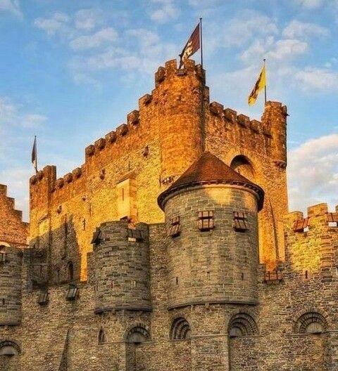 Gravensteen castle, Belgica