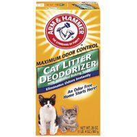 Arm and Hammer Cat Litter Deodorizer