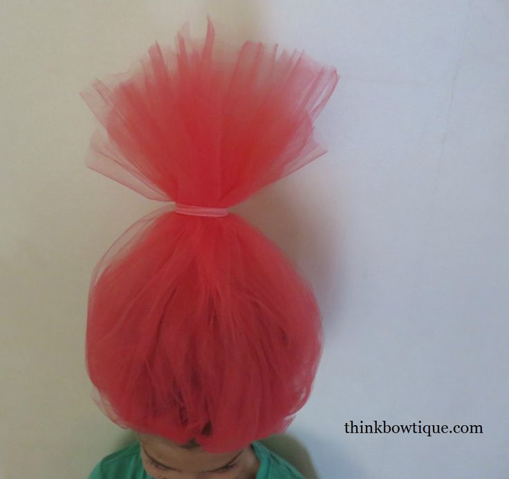 Make a troll headband - Think Bowtique Blog