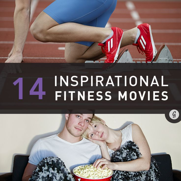 Top 14 Inspirational Movies to Light a Fire Under Your Ass http://greatist.com/discover/motivational-movies