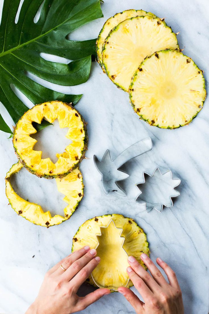 recipe: tropical cookie cutters [17]
