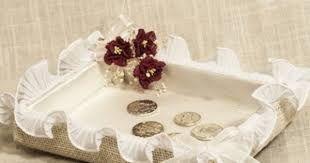 cojin de anillos de boda