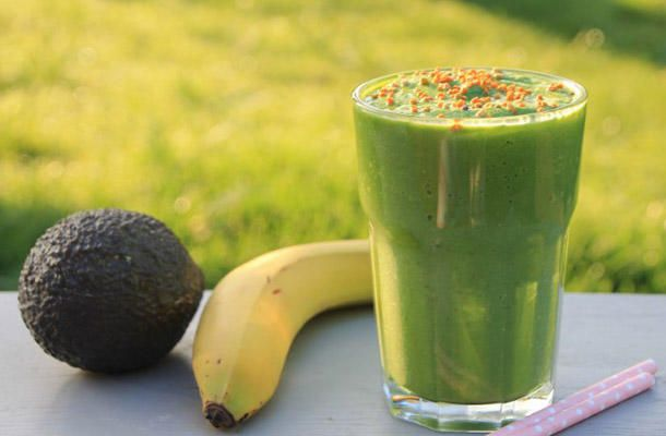 Go Green: Avocado, Mandeln, Grünkohl und Spinat schenken euch neue Kraft