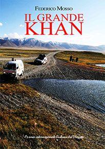 """""""Il Grande Khan"""", edito dal C.I.R.V.I - Tre amici si sono lanciati nell'impresa di arrivare nella terra che fu di #GengisKhan, trasportati da una piccola ma affezionata autoambulanza. Da #Torino hanno attraversato parte dell'Europa per raggiungere l'infinita steppa kazaka e la selvaggia terra mongola. Ecco un assaggio"""