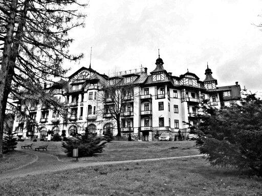 Grand hotel Stary Smokovec, High Tatras