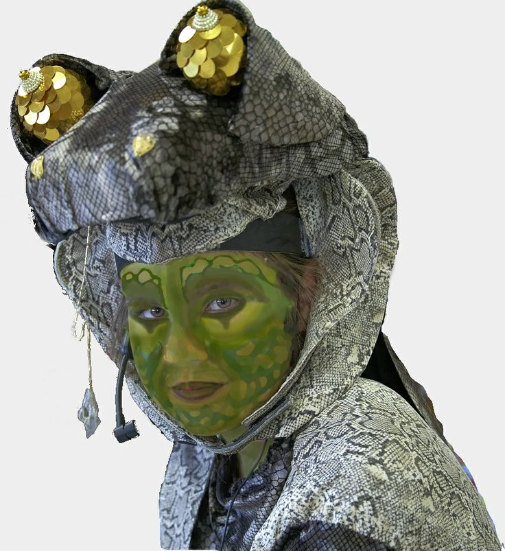 Kaa from Junglebook