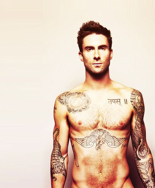 adam levine 30 Afternoon eye candy: Adam Levine (35 photos)