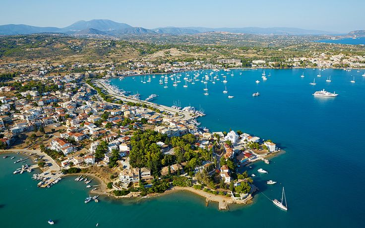 Porto Heli, the Riviera of the Peloponnese - Greece Is