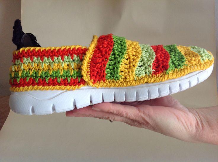 Le mie scarpe colorate