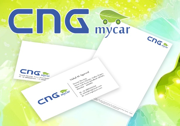 The Clients wanted a unique logo which appealed to them as well as depicted their business.  They wanted to promote the use of CNG as an eco friendly fuel as their business is installing CNG kits in cars. Hence, they wanted a logo which presented the same in a creative manner.