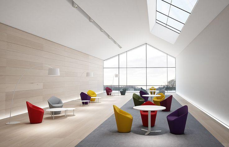 Кресла Penta, созданные для бренда VICCABRE в 2011 году, уже стали иконой дизайна. Смелые цвета и гармоничные пропорции позволяют использовать этот предмет мебели как в жилых, так и в общественных пространствах. Дизайн Тоан Нгуен (Toan Nguyen).