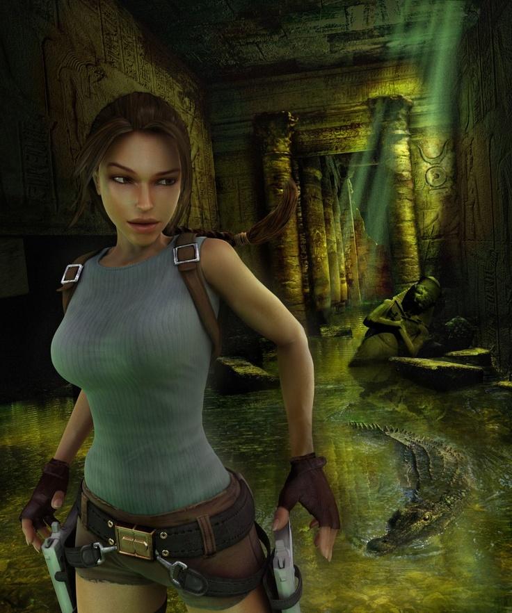 Wallpaper Tomb Raider Lara Croft Render Hd Games 1783: 344 Best Tomb Raider Images On Pinterest