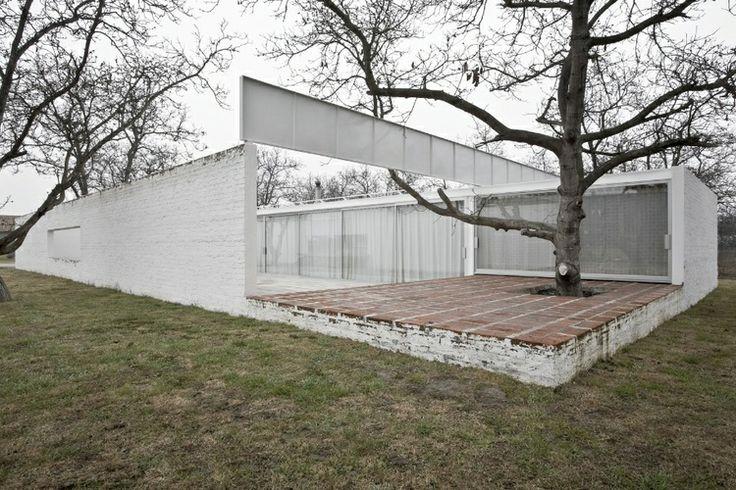 Chilean House, Los Lirios, Chile (2005)  Smiljan Radic