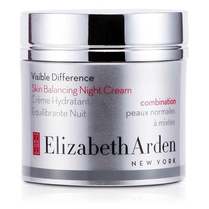 Elizabeth Arden - Visible Difference Балансирующий Ночной Крем (для Комбинированной Кожи) 50ml/1.7oz - Косметика для Всех - Cosmeticall.com.ua