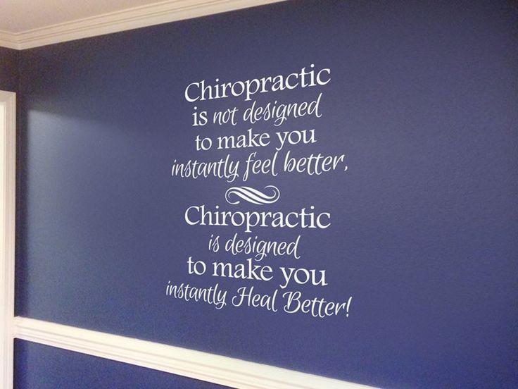 Chiropractic Decals - Wellness Media