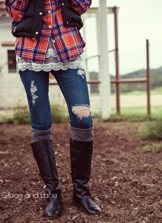 Love the Top extender, love the whole outfit!