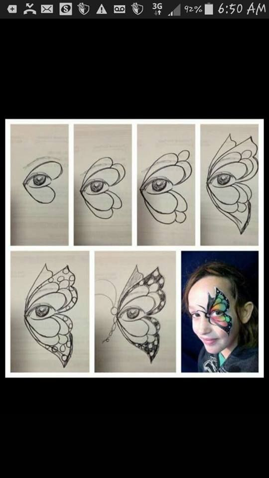 Craft Face Painting