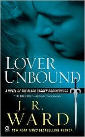 Lover Unbound (Black Dagger Brotherhood Series #5)      Vishious.....[sigh!]