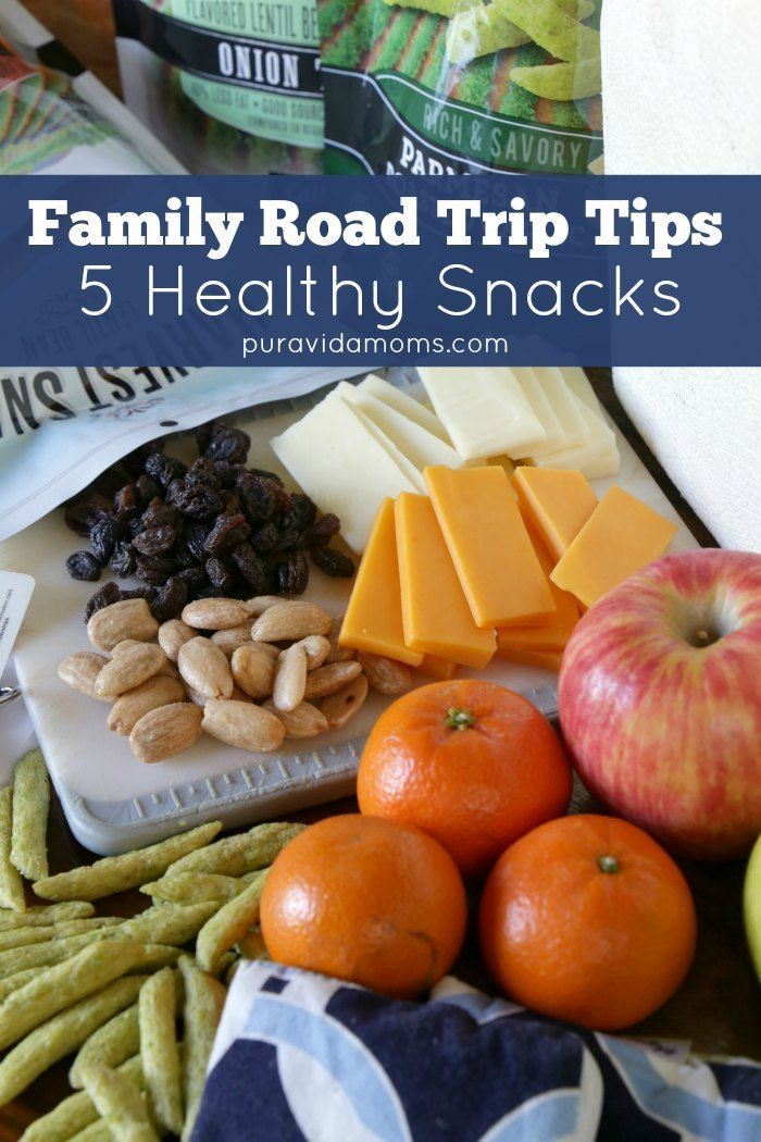 we ve rounded up five heathy and delicious road trip snacks the