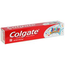 Bulk Colgate Junior Bubble Fruit Toothpaste, 2.7 oz. at DollarTree.com $24 for 24