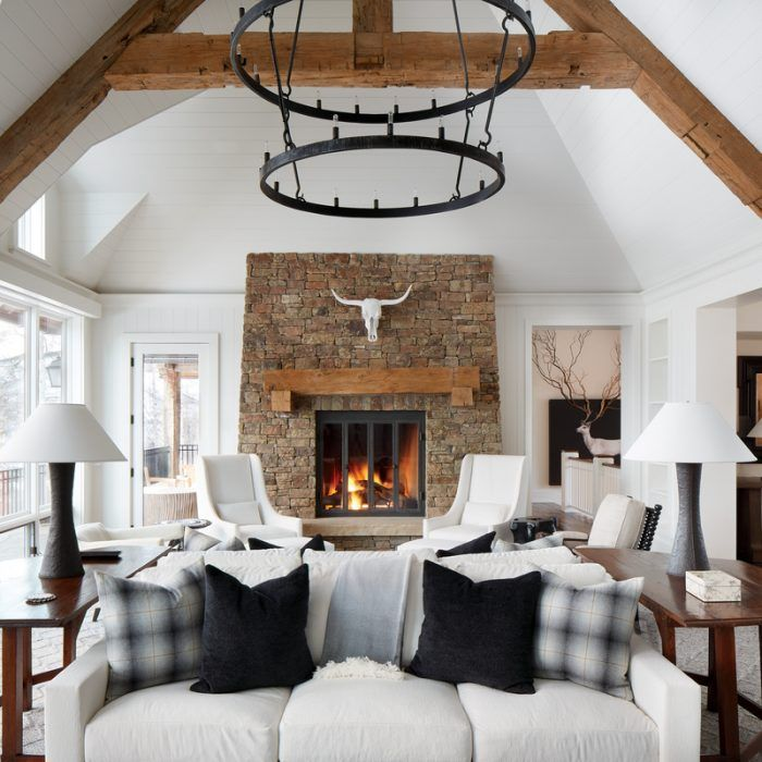 Artwork Views Inspire An Aspen Home S Redesign With Images