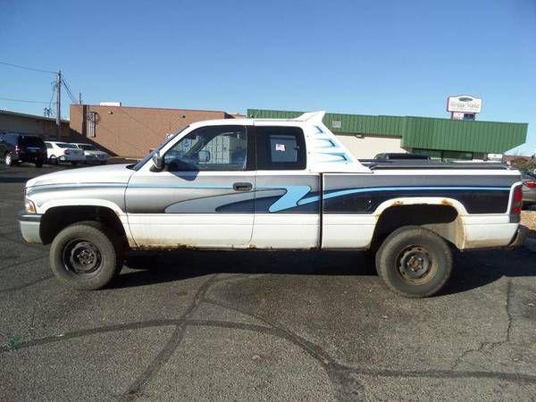 1996 Dodge Ram Pickup 1500 (St Cloud) $1800: nice running truck 1996 Dodge Ram Pickup 1500 (St Cloud) $1800 The post 1996 Dodge Ram Pickup…