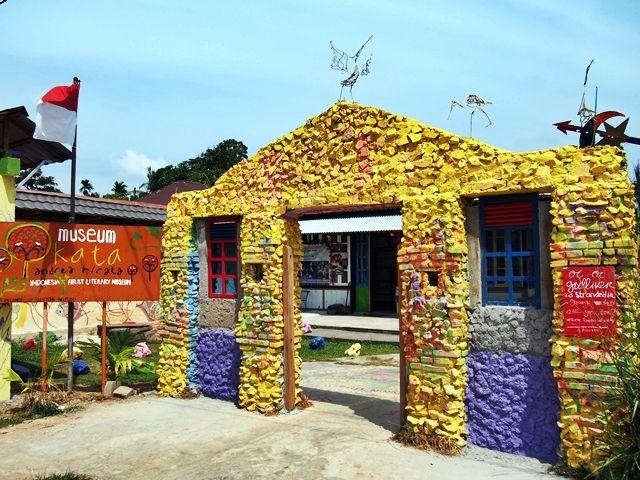 Museum Kata di Gantung, Kabupaten Belitung Timur, Kepulauan Bangka Belitung