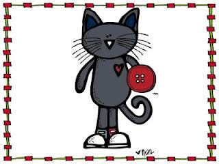 Pete the Cat Counts Buttons Activity