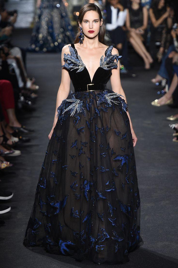 Défilé Elie Saab Haute Couture automne-hiver 2016-2017 11