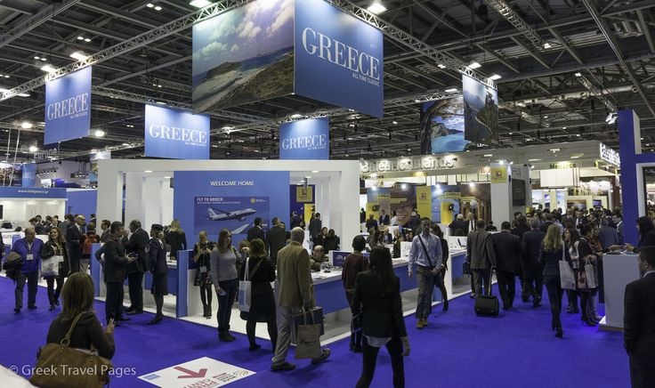 WTM 2016: Greece Hits 'New High Record' in Tourist Arrivals.